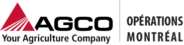 Logo AGCO Operations Montreal